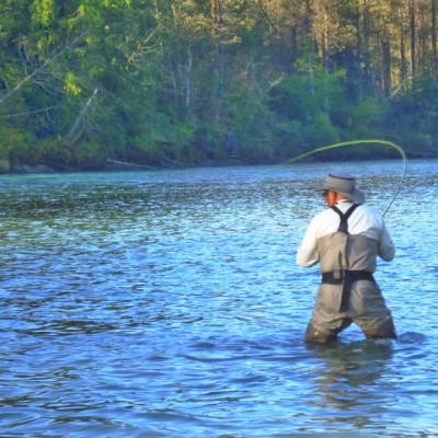Skagit River Fish On