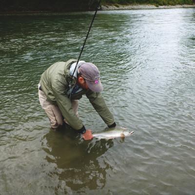 Skagit River Humpy