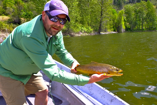 Fly Fishing Report: June 2017 - The Confluence Fly Shop   The